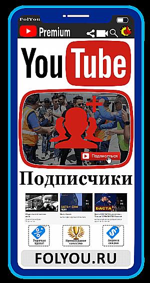 Накртука YouTube Подписчики (Subscribers)
